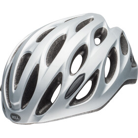 Bell Tracker R Sportshjelm, matte silver/titanium